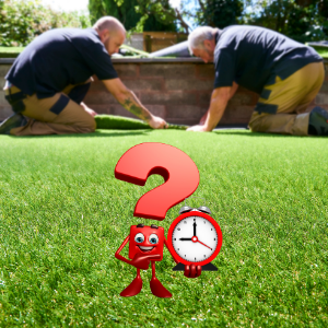 What Time of The Year Should I Install Synthetic Turf?