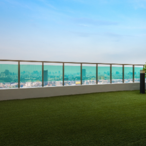 4 Benefits of Rooftop Deck Artificial Grass